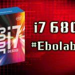 Asus ROG STRIX X99 GAMING Motherboard #Unboxing #EbolaBuild